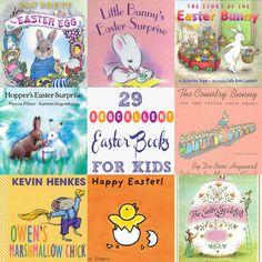 29 Easter Books for Kids | Honey Mommy