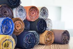 The versatile Steelcut Trio textile debuts in new colours this Salone del Mobile
