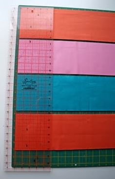 cutting tutorial. As a self taught quilter, I wish I had known this earlier! This is so much more than a cutting tutorial. It is an online course which will produce a completed quilt - LOTS of great tips especially for the beginner like me. I bookmarked the webpage..