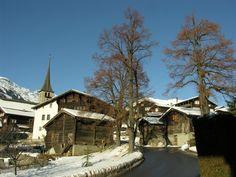 Ernen, Goms, Wallis, Switzerland