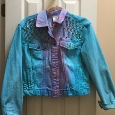 Ragged Priest Studded Denim Jacket LF RP Jacket. Worn twice & in excellent condition. LF Jackets & Coats Jean Jackets