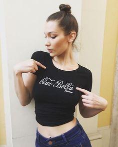 Bella Hadid | @nickibryson