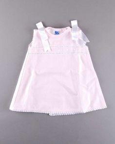 Vestido bebé talla 0 meses http://www.quiquilo.es/bebe-nina/4192-vestido-bebe.html
