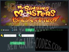"""""""My Singing Monsters Dawn of Fire Hack Cheats {DIAMONDS-COINS} Triche,"""" by Andrews"""