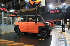Can't wait for the new Honda Element.