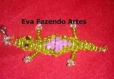 Eva Fazendo Artes : Bichinhos de Miçanga