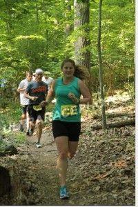 Less is More in Running. #runnergirl #marathonrunner #training