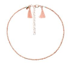 SHASHI Lola Gemstone Choker ($85) ❤ liked on Polyvore featuring jewelry, necklaces, choker necklace, gemstone jewelry, shashi jewelry, tassel jewelry and choker jewelry