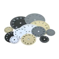 the Paper Studio Clock Face Icons   Shop Hobby Lobby 12 per package
