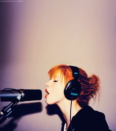 Hayley Williams of Paramore