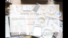 2014 Week in the LIfe™ Preparations -- Annette Haring