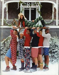 J. Crew Holiday 2006  I miss J. Crew's old style. It was simpler and preppier. Anyone else agree?