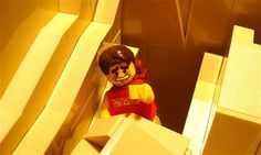 127 Hours... with Legos