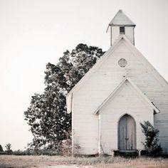 Definitely Marks small little peaceful church