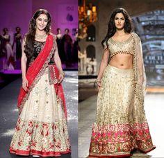 Katrina or Madhuri's bridal look? Manish Malhotra