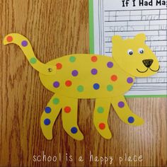 School Is a Happy Place: Five for Friday: Read Across America Rewind (Plus a Free Writing Craftivity) Preschool Zoo Theme, Preschool Books, Kindergarten Writing, Preschool Crafts, Zoo Crafts, Dr Seuss Crafts, Letter A Crafts, Zoo Activities, Library Activities