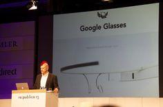 Das Google Glass Experiment auf der re:publica #rpstory13 - Hannes Schleeh