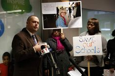 As the clock ticks against a March 31 school closing deadline, parents of special education students in Chicago Public Schools made an impassioned plea to CPS chief Barbara Byrd-Bennett to spare schools on her list with high populations of special education students. Parents said the