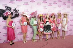 2015 Longines Kentucky Oaks Fashion Contest | 2015 Kentucky Derby & Oaks | May 1 and 2, 2015 | Tickets, Events, News Kentucky Derby Fashion, Southern Fashion, Derby Party, May 1, Red Fashion, Events, Summer Dresses, News, Lace
