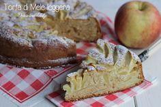 Torta di mele,ricetta light