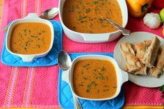 Lentil & Zucchini Soup - Glow Kitchen