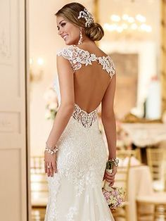 Lace Wedding Dresses | Essense of Australia