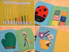 Children's Quiet Book Boy van sweetdreams3 op Etsy