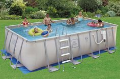 ProSeries Metal Frame Pool