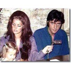 Elvis Priscilla and Lisa