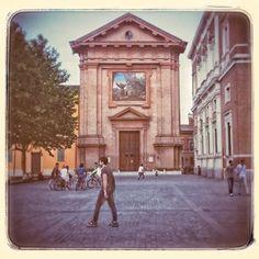 Reggio Emilia. Pretty town - Instagram by natalikkaru