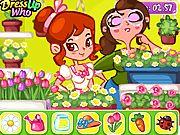 Game trồng hoa #gamevui #vuigame
