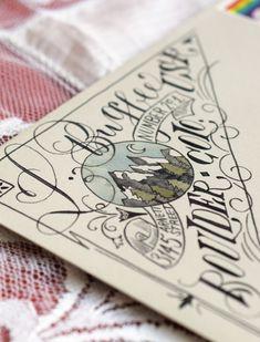 12 Artistic Envelope Ideas – The Postman's Knock Envelope Lettering, Envelope Art, Envelope Design, Pen Pal Letters, Letter Art, Letter Writing, Mail Art Envelopes, Addressing Envelopes, Making Ideas