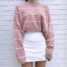 Most up-to-date Pic Große koreanische Mode Outfits . Popular On warm summer days, every little bit of material on your skin is a touch too much. Teen Fashion Outfits, Mode Outfits, Cute Fashion, Look Fashion, Girl Fashion, Girl Outfits, Fashion Ideas, Fashion Women, 90s Fashion