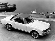 1963 Mercedes_benz 230SL Roadster