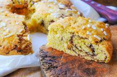 Ciambellone di frolla alla nutella, dolce morbido, ricetta facile, veloce, merenda o colazione, dolce con pasta frolla farcito, rotolo alla nutella goloso, marmellata