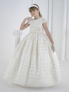 Vestido de comunión de niña #colección2014 #Comunión