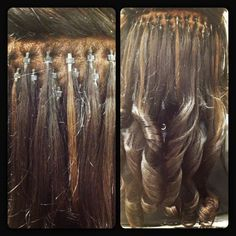 Microlink hair extensions www.glamouryou.net