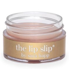 Winter-Proof Your Lips with These Luxe Balms: Sara Happ #InStyle