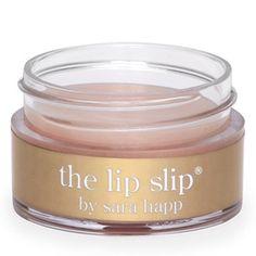 Luxe Lip Balms We Love: Sara Happ #InStyle