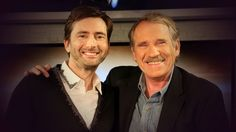 """Tennant appears on """"Popcorn with Peter Travers"""" and talks about his new Netflix series """"Jessica Jones."""""""