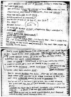 """""""a genius is the one most like himself."""" 