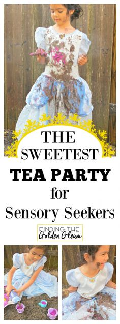 How to Give Your Princess a Mud Tea Party