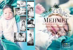 Mehmet's birth
