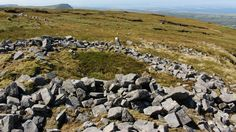 Site on Sligo/Leitrim border may not have been found  until now due to  mountain setting