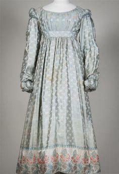 Dress 1816-1820 Gemeentemuseum