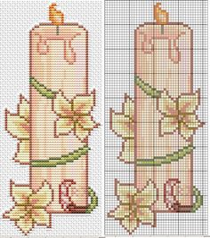 Discover recipes, home ideas, style inspiration and other ideas to try. Precious Moments, Pixel Art, Christmas Crafts, Cross Stitch, Punto Cruz Gratis, Cross Stitch Flowers, Cross Stitch Kitchen, Diy And Crafts, Xmas Decorations
