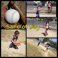 Baseball Game ...