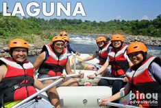 Laguna - River Rafting and Water Tubing Adventure in Magdalena ~ Pinoy Adventurista Cheap Weekend Trips, Weekend Getaways, Day Trips, Philippines Travel Guide, Whitewater Rafting, Pinoy, Manila, Travel Guides, Baby Strollers