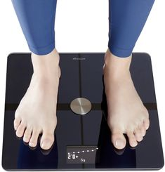 Body Composition Wi-Fi Scale - Body+ | Withings Body Composition, Wi Fi, Scale, Health, Weighing Scale, Health Care, Libra, Balance Sheet, Ladder
