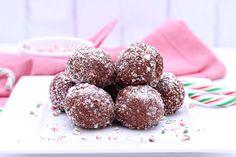 Orgain No-Bake Peppermint Chocolate Protein Bites. Coconut, walnuts, Orgain Organic Protein Powder Chocolate, cocoa powder, peppermint. Learn more.